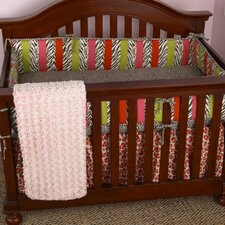Here Kitty Kitty Crib Bedding Collection