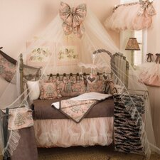<strong>Cotton Tale</strong> Nightingale 9 Piece Crib Bedding Set