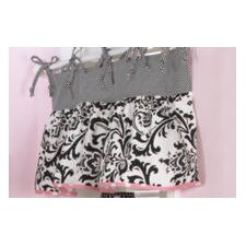 Girly Cotton Curtain Valance