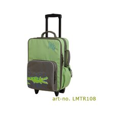 "Crocodile Kids Trolley  18.5"" Spinner Suitcase"