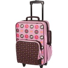 "Savannah Kids Trolley 19"" Rolling Suitcase"
