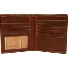 Italico Ultimo Hipster Wallet with ID Window