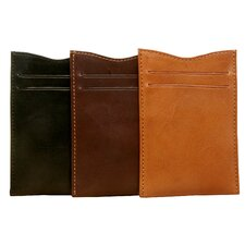 The Green Collection Prima Executive Front-Pocket Wallet with Credit Card Slots and Money Clip