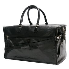 "Italico Venezzia 19.5"" Leather Travel Duffel"