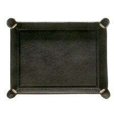 Italico Ultimo Grande Leather Travel Tray