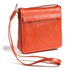 The Green Collection Prima Flap Pouch - Messenger Handbag
