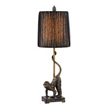 <strong>Dimond Lighting</strong> Monkey Accent Table Lamp