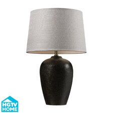 "HGTV Home 22"" H Ceramic Table Lamp"