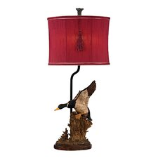 <strong>Dimond Lighting</strong> Duck Hunt Accent Table Lamp