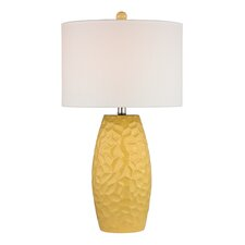 "Sunshine 27"" H Table Lamp with Drum Shade"