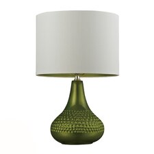 "HGTV Home 23"" H Table Lamp with Drum Shade"