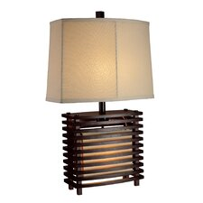 "Trendsitions Burns Valley 27"" H Table Lamp with Empire Shade"