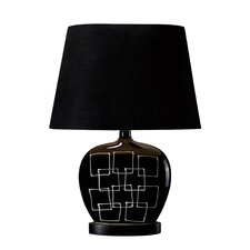 <strong>Dimond Lighting</strong> Capelle 1 Light Table Lamp