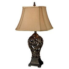 <strong>Dimond Lighting</strong> Trump Home Allegra Table Lamp