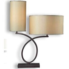 Greenwich 2 Light Table Lamp