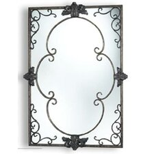 <strong>Dimond Lighting</strong> Harrowgate Mirror in Katrina Silver