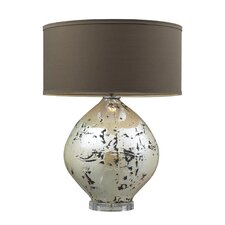 "Limerick 25"" H Table Lamp with Drum Shade"
