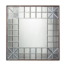Gatsby Mirror in Clear Bronze
