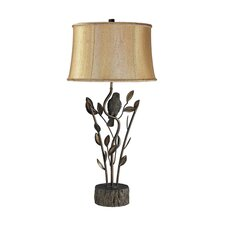 <strong>Dimond Lighting</strong> Winter 1 Light Garden Table Lamp