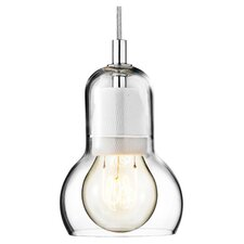 1 Light Bulb Pendant