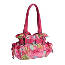<strong>Parinda</strong> Aster Floral Large Tote Bag