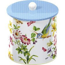 Katie Alice English Garden Biscuit Barrel