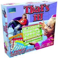That's It! Board Game