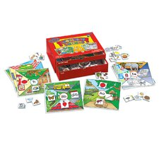 <strong>Patch Products</strong> Beginning Sounds Phonics Center Kit