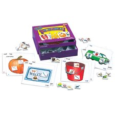 <strong>Patch Products</strong> Word Families Phonics Center Kit