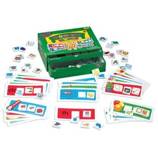 <strong>Patch Products</strong> Beginning Blends Phonics Center Kit