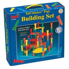<strong>Patch Products</strong> Tall - Stacker Pegs Building Set