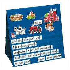 Storytelling Felt Board Pocket Chart (On the Farm)