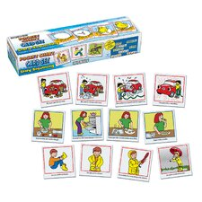 Story Sequencing Wall Pocket Chart Card Set