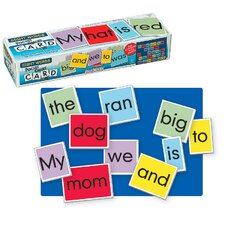 <strong>Patch Products</strong> Sight Words Wall Pocket Chart Card Set