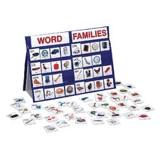 <strong>Patch Products</strong> Word Families Tabletop Pocket Chart