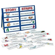 <strong>Patch Products</strong> Story Strips Tabletop Pocket Chart