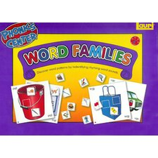 <strong>Patch Products</strong> Word Families Phonics Learning