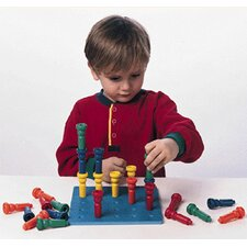 <strong>Patch Products</strong> Tall-stacker Pegboard Big-little 8