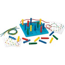 <strong>Patch Products</strong> Stringing Pegs & Pegboard Set