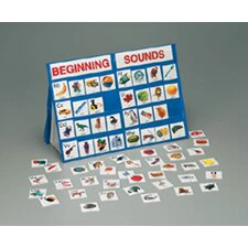 <strong>Patch Products</strong> Beginning Sounds Pocket Chart