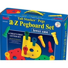 <strong>Patch Products</strong> A-z Pegboard Set