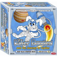 Killer Bunnies Jupiter Blue Starter Games