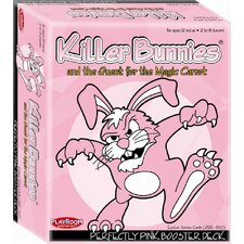 Killer Bunnies Quest Pink Booster Games