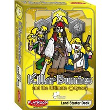 Killer Bunnies Odyssey Land Starter Game