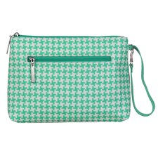 Houndstooth Diaper Bag