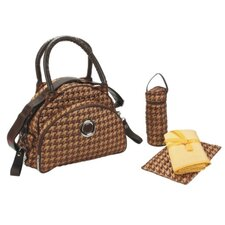 Continental Flair Diaper Bag Set