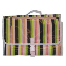 Quick Change Kit in Pink Monkey Stripes
