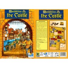 Carcassonne The Castle Board Game