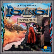 Dominion Intrigue Board Games