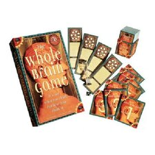 Family Games The Whole Brain Board Game